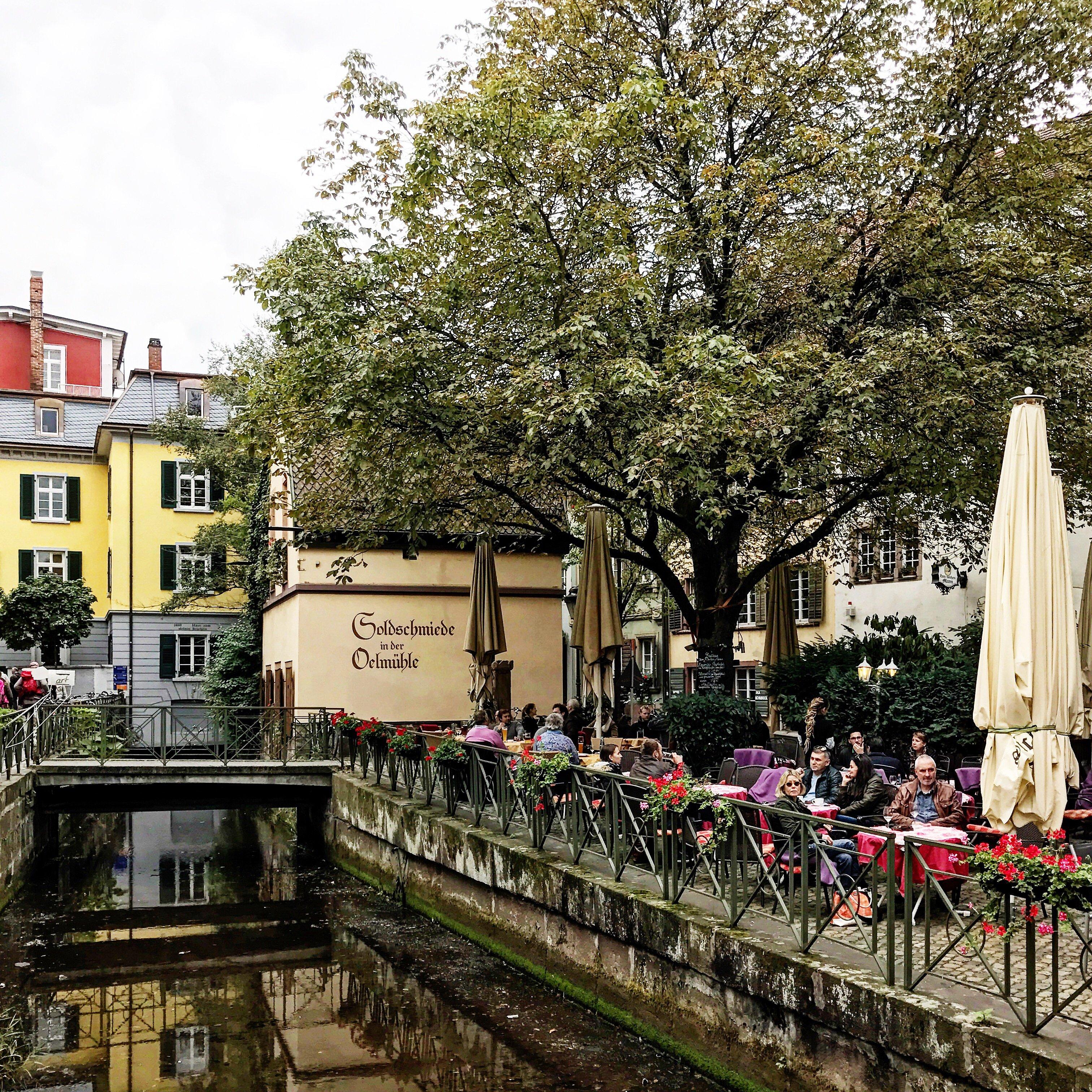 Freiburg: Goldschmied in der Oelmühle