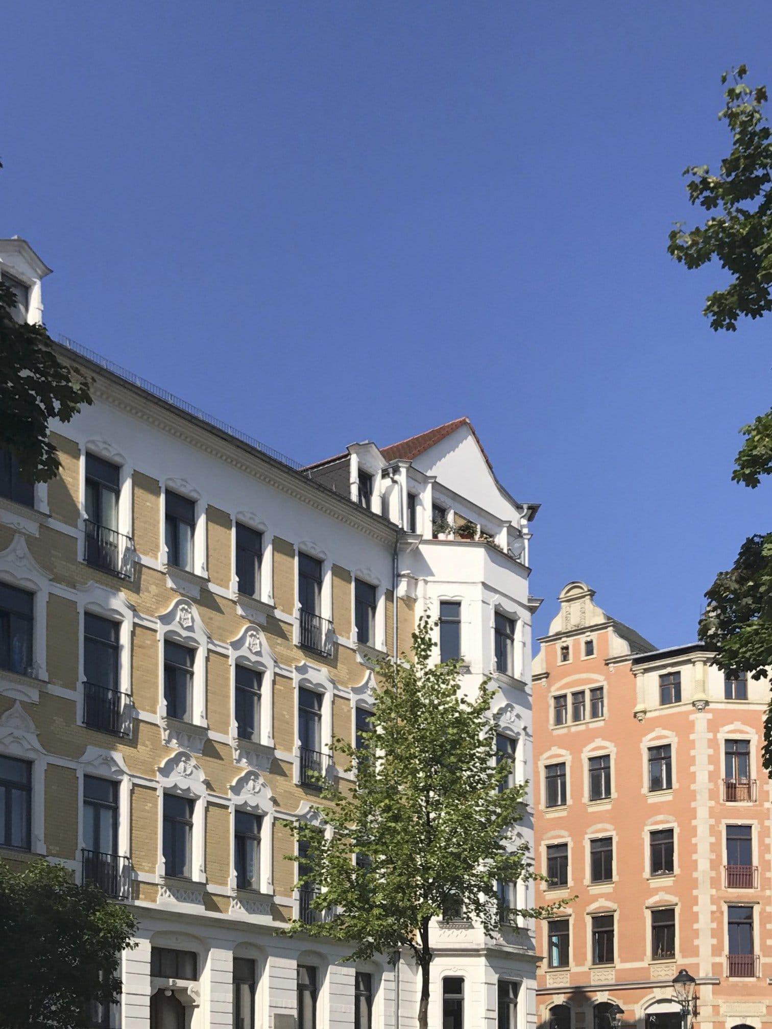 Jugendstil und Gründerzeit am Kaßberg in Chemnitz