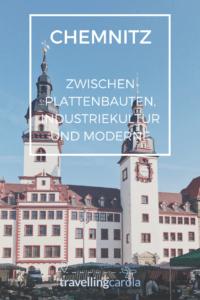 zwischen Plattenbauten, Industriekultur und Moderne