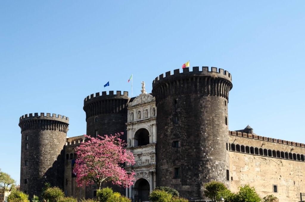 Castel Nuouvo Neapel
