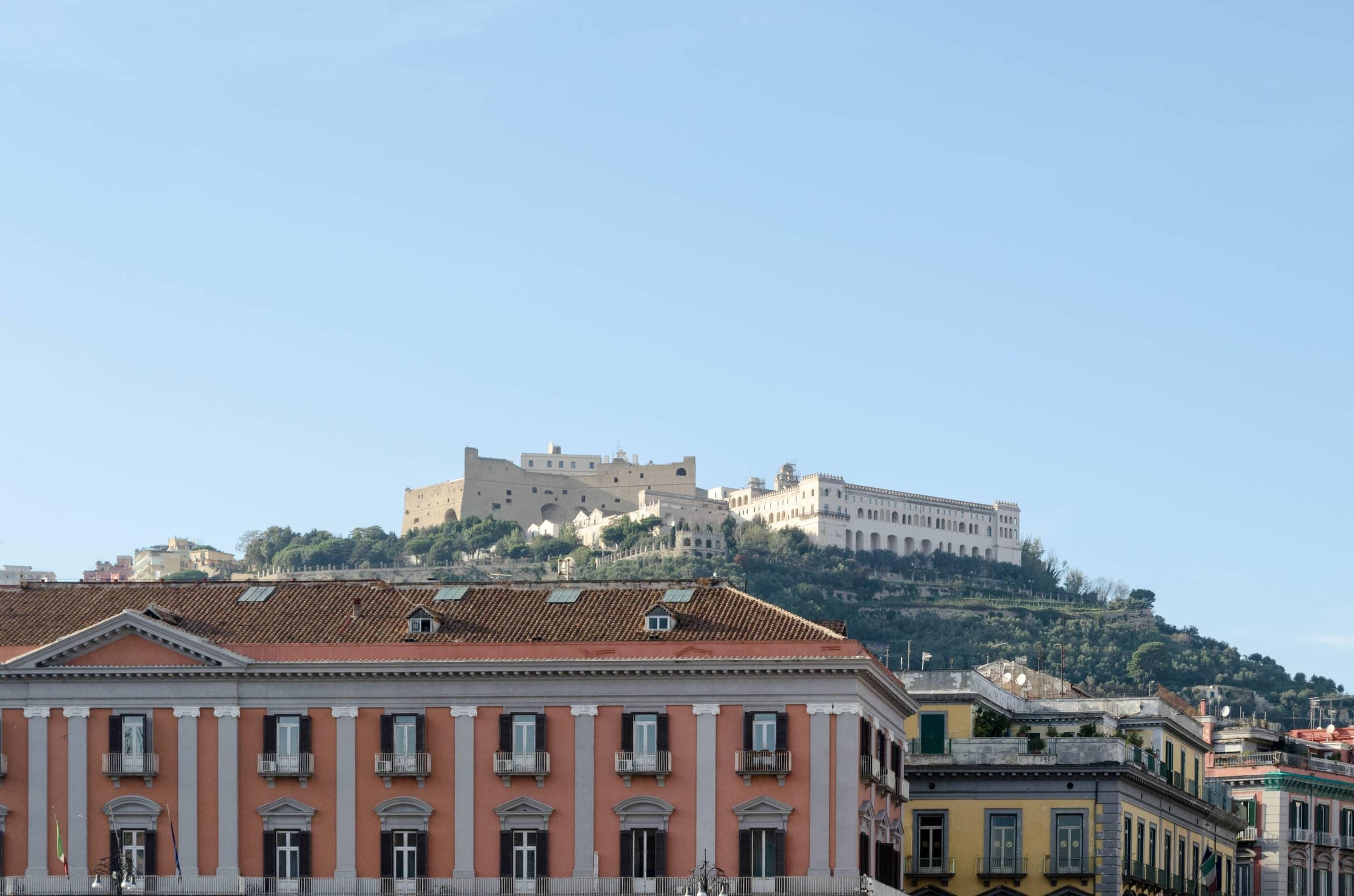 Castell San Elmo Neapel