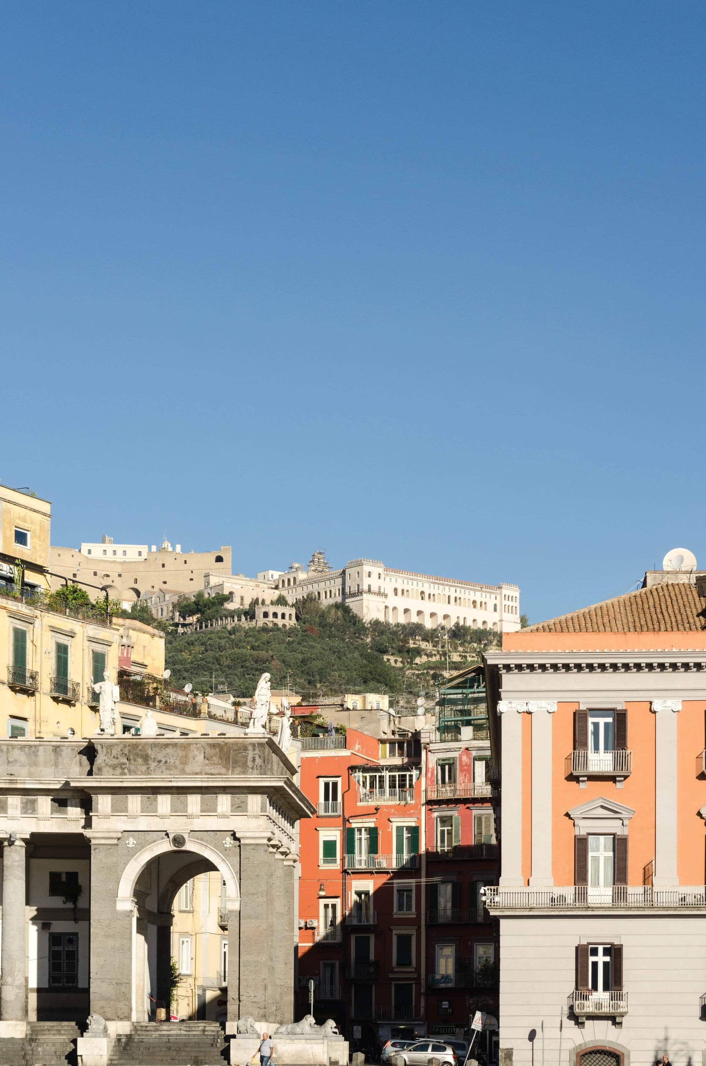 Castello San Elmo Neapel