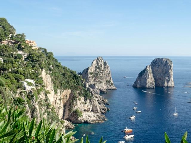 Faraglioni-Felsen Capri