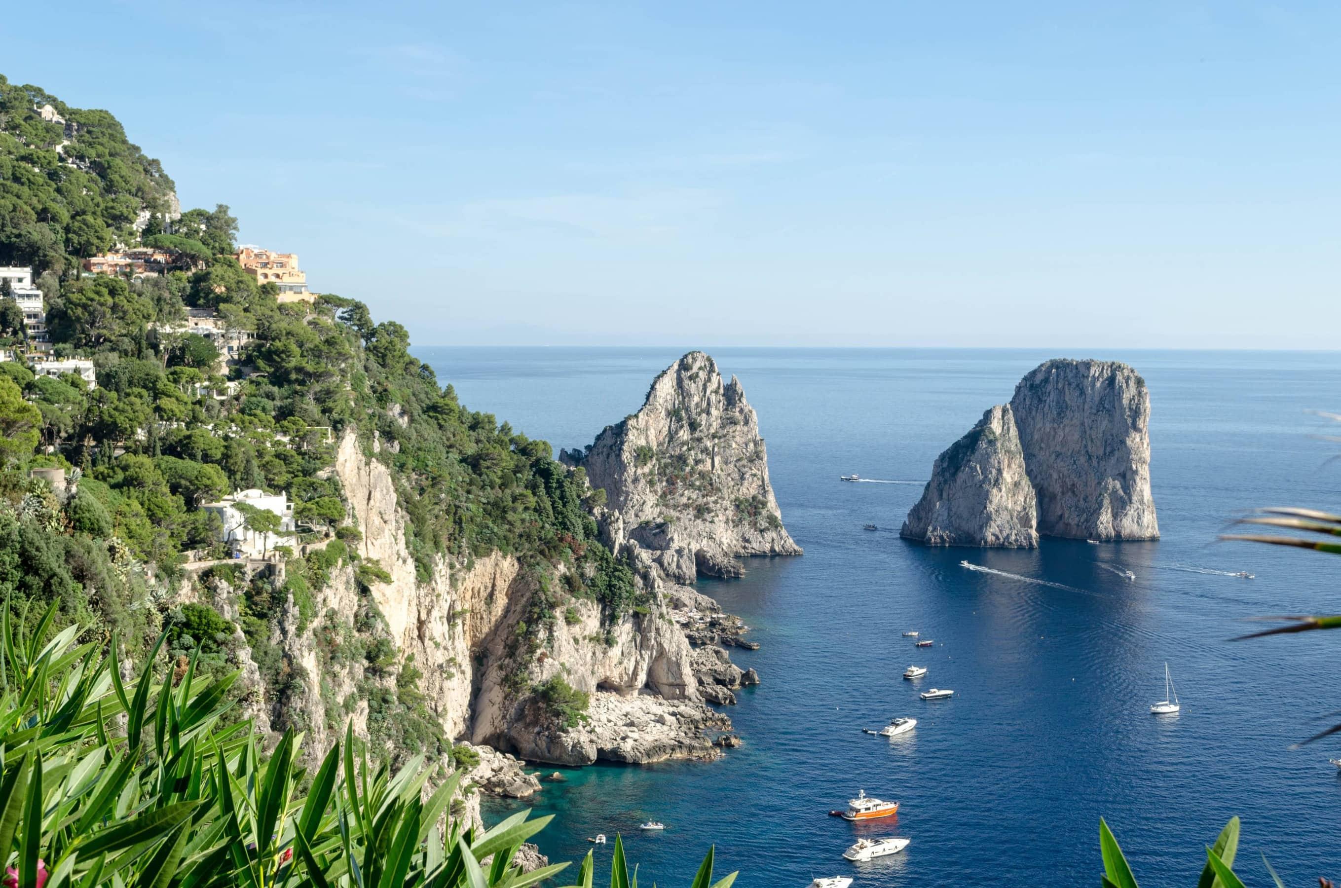 Reisemomente 2017 Capri