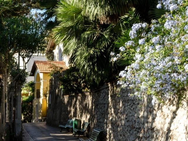 Capri Via Tragara