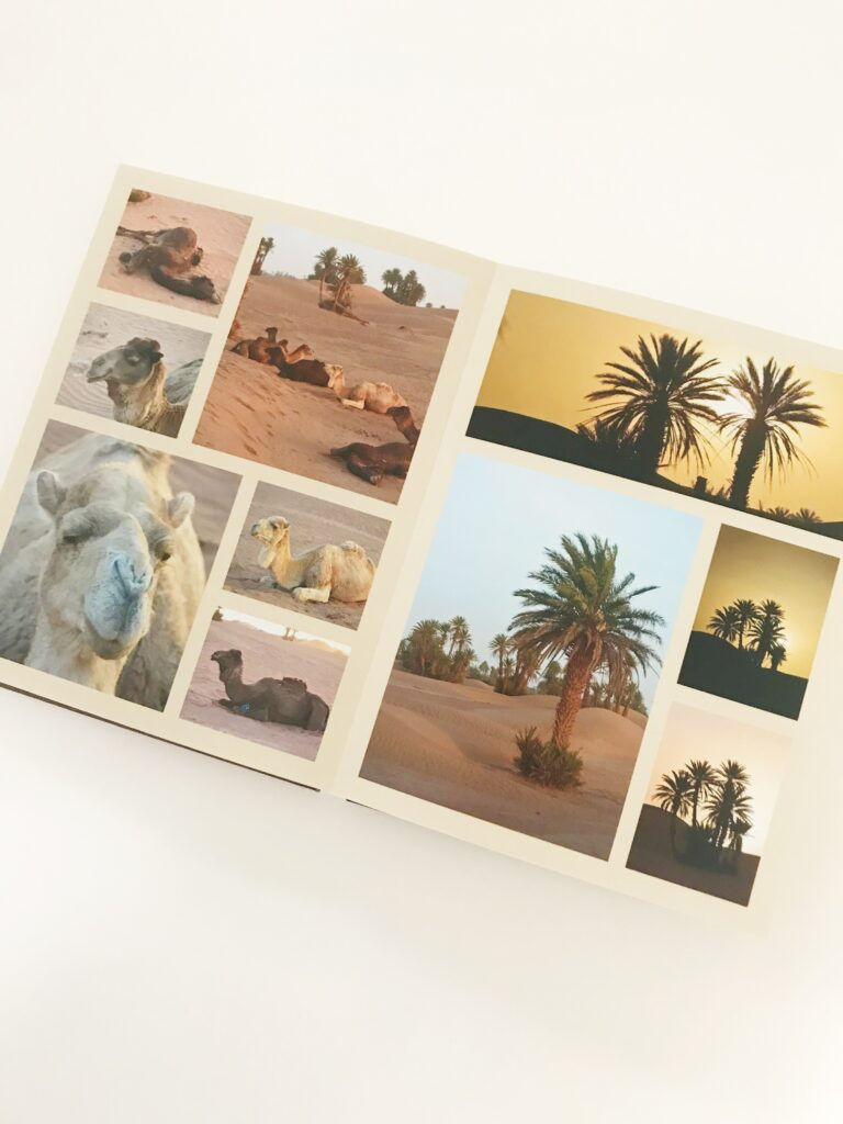 CEWE-Fotobuch Marokko