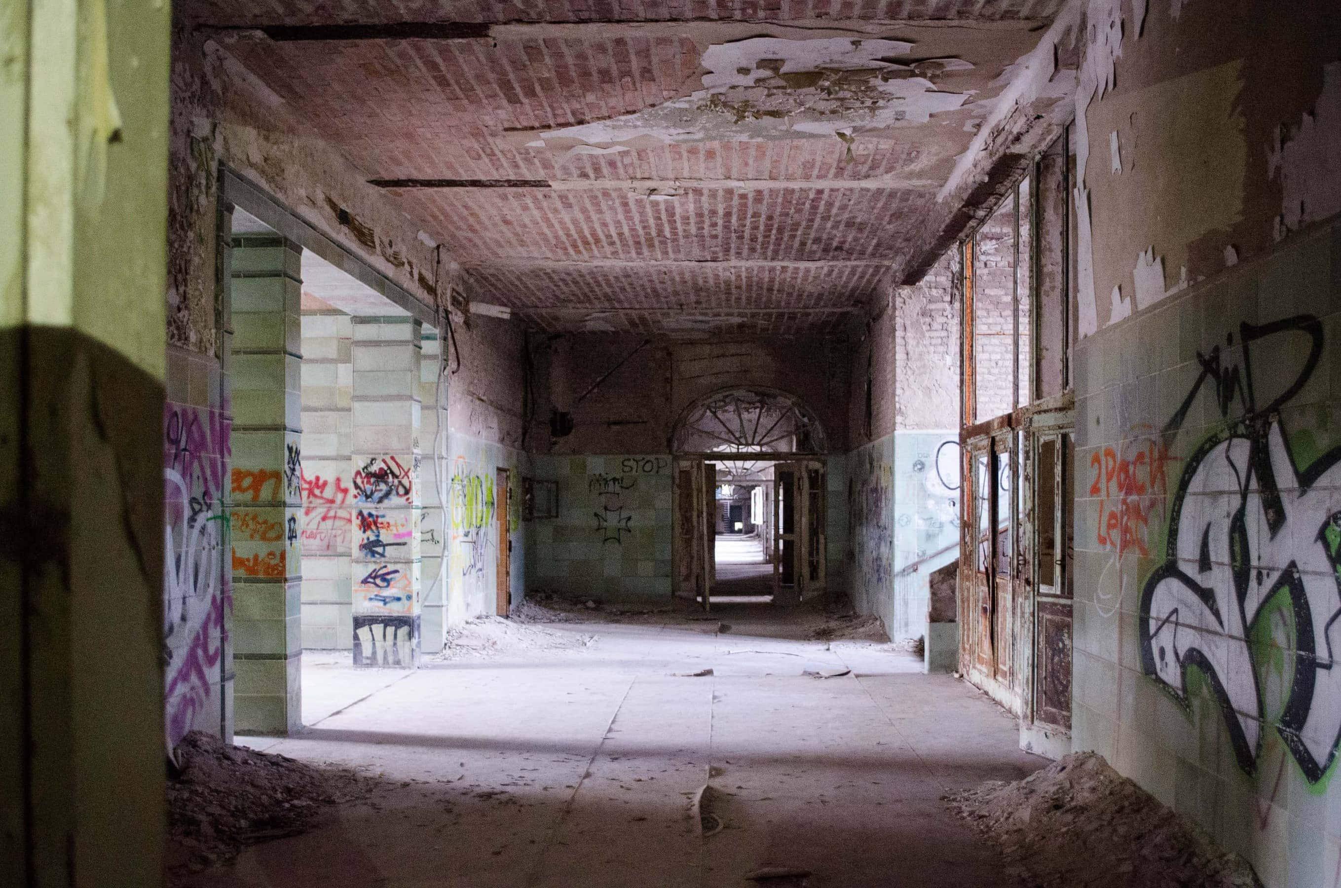 Beelitz-Heilstätten Alte Chirurgie