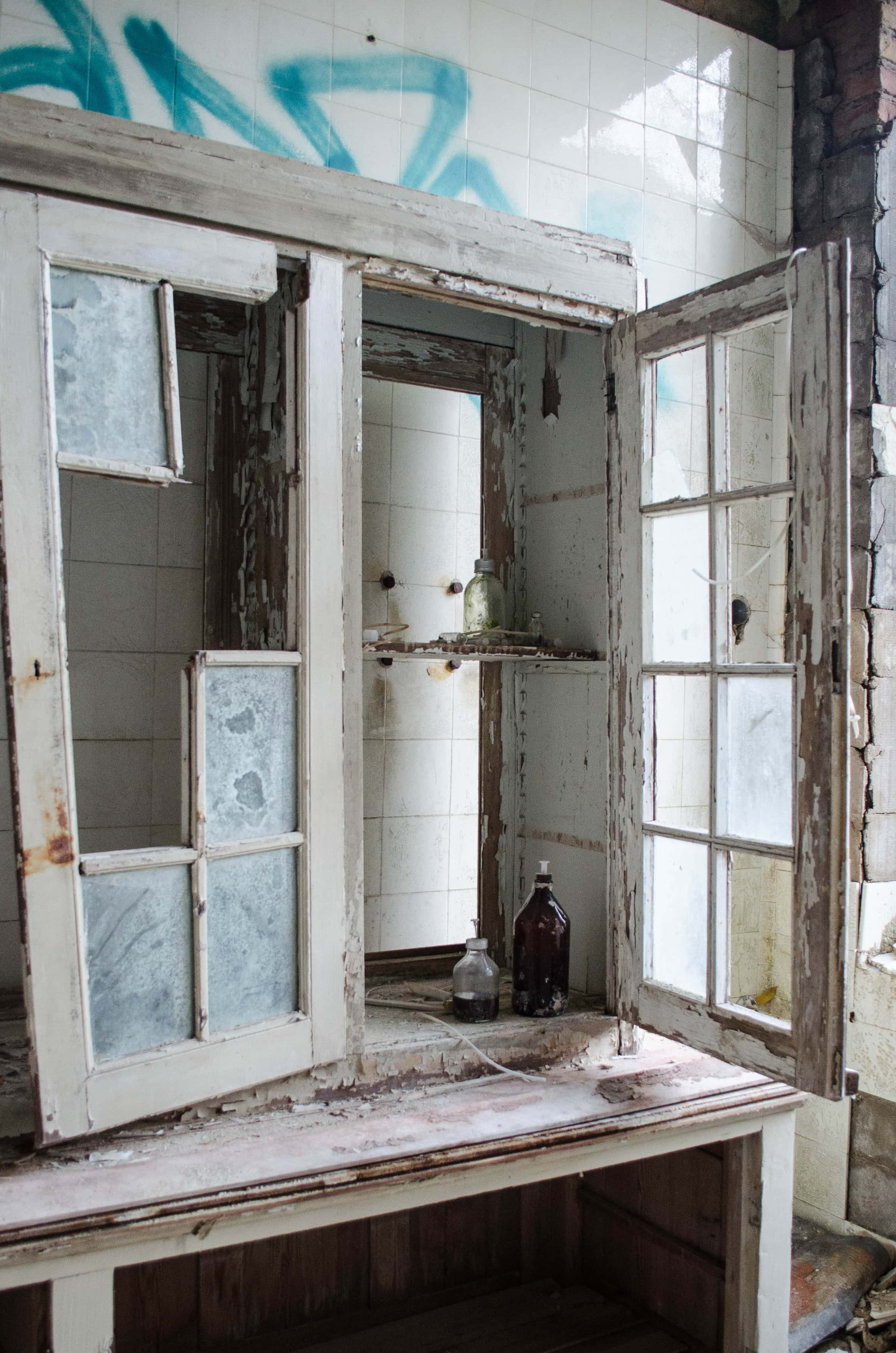 Lost Place Beelitz-Heilstätten