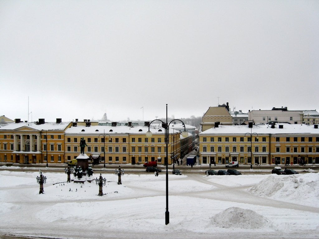 Senatsplatz 2009