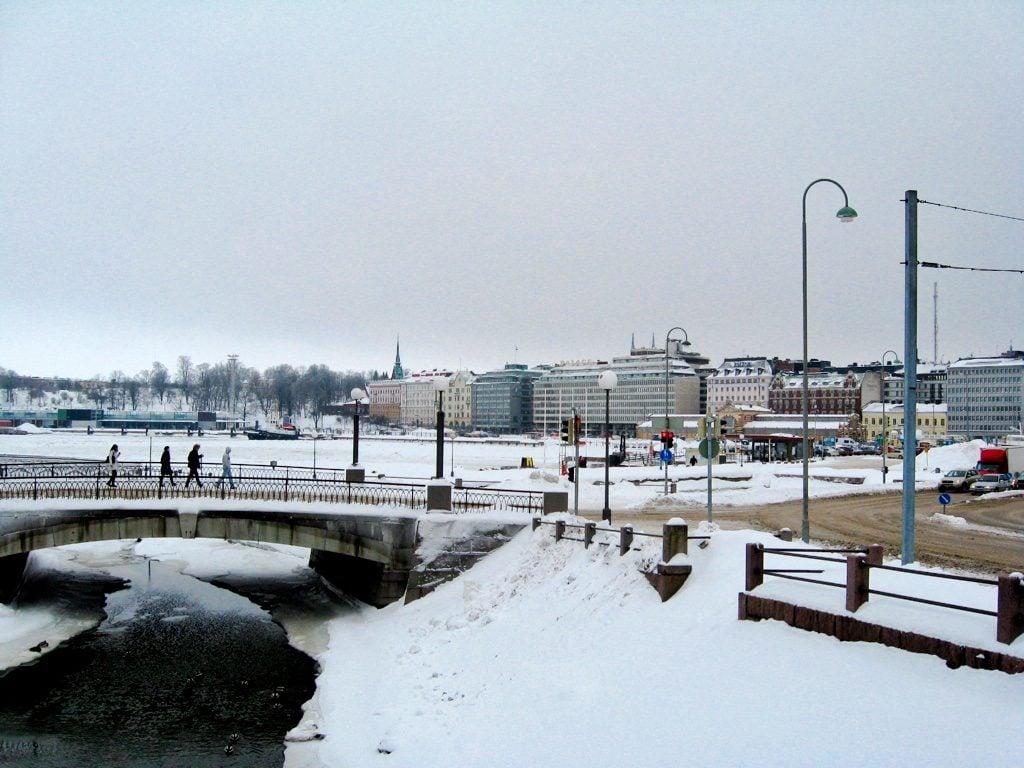Hafen Helsinki