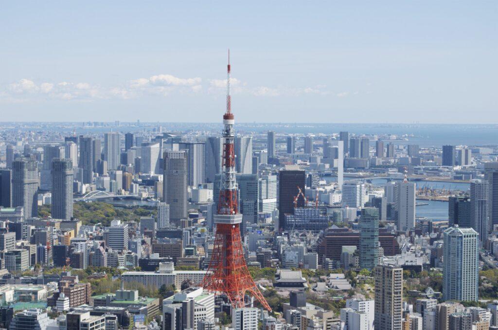Reisemomente 2017 Mori Tower Roppongi Hills