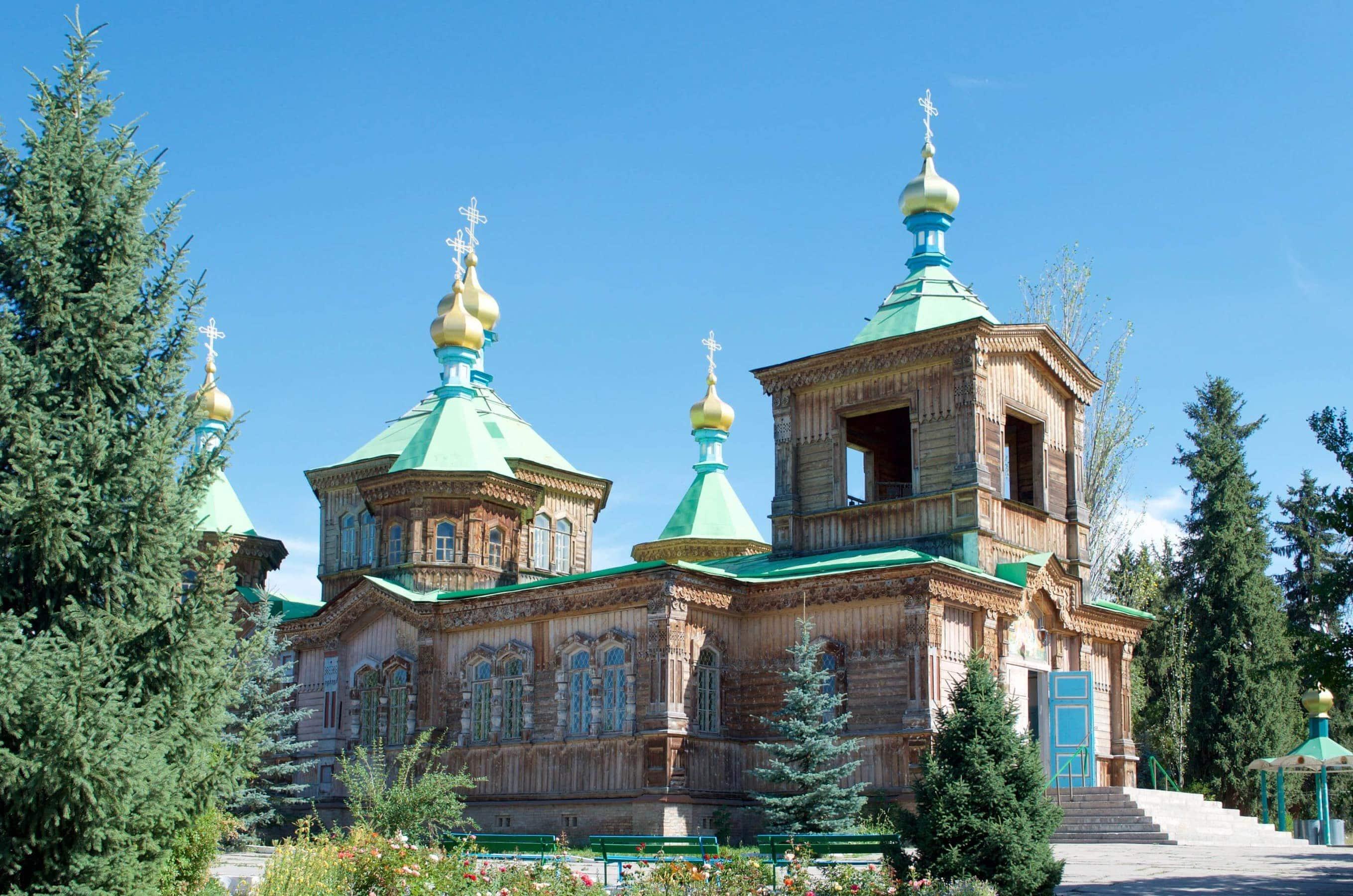 Reisemomente 2017 Kirgisistan Karakol