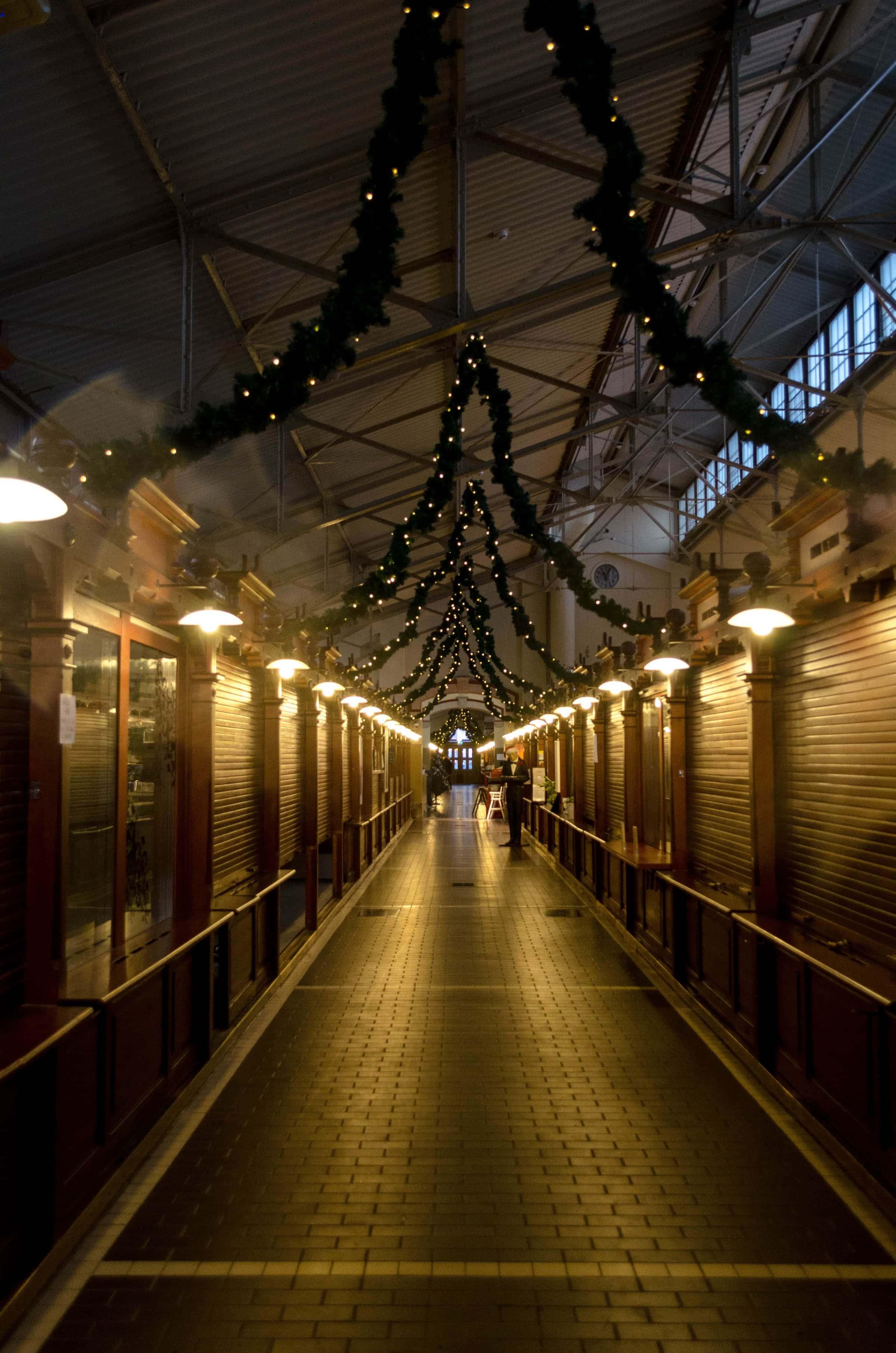 Markthalle Helsinki