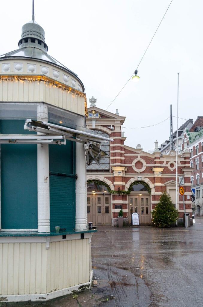alte Markthalle Helsinki