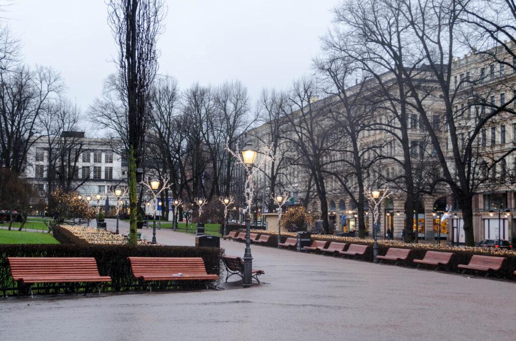 Esplanade Helsinki