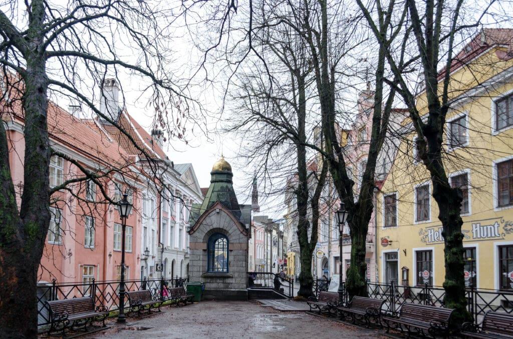 Alstadt von Tallinn