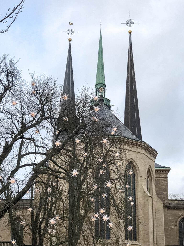 Luxemburg Kathedrale Notre Dame