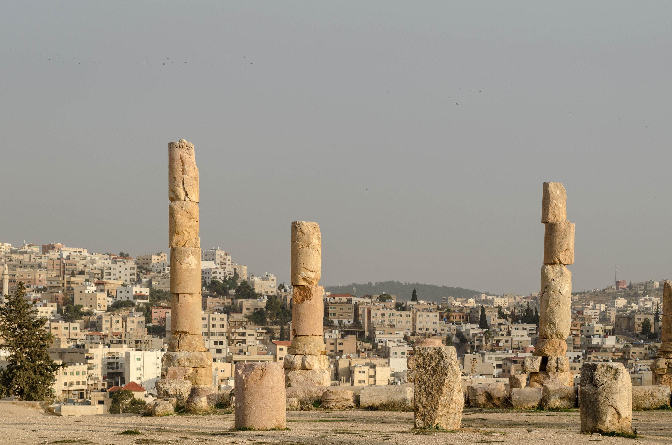 Jerash Jordanien