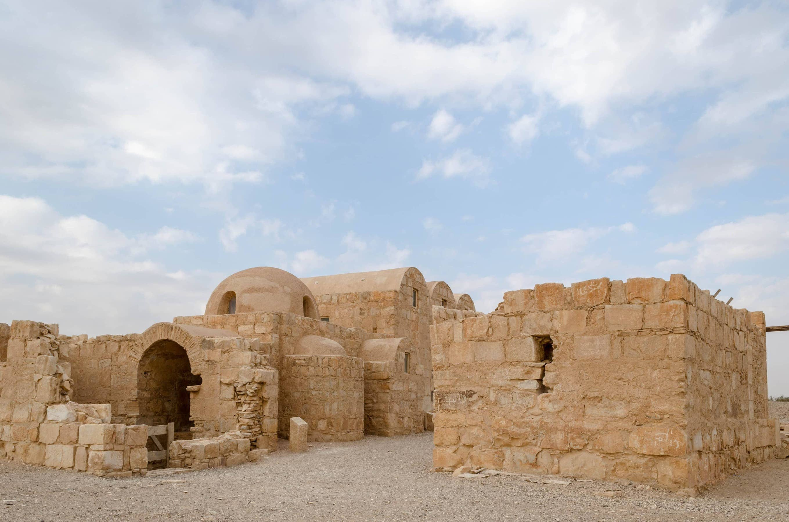 Qasr Amra Jordanien
