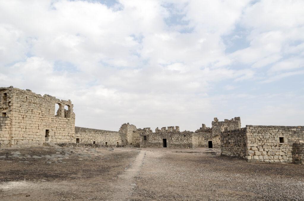 Qasr Azraq Jordanien