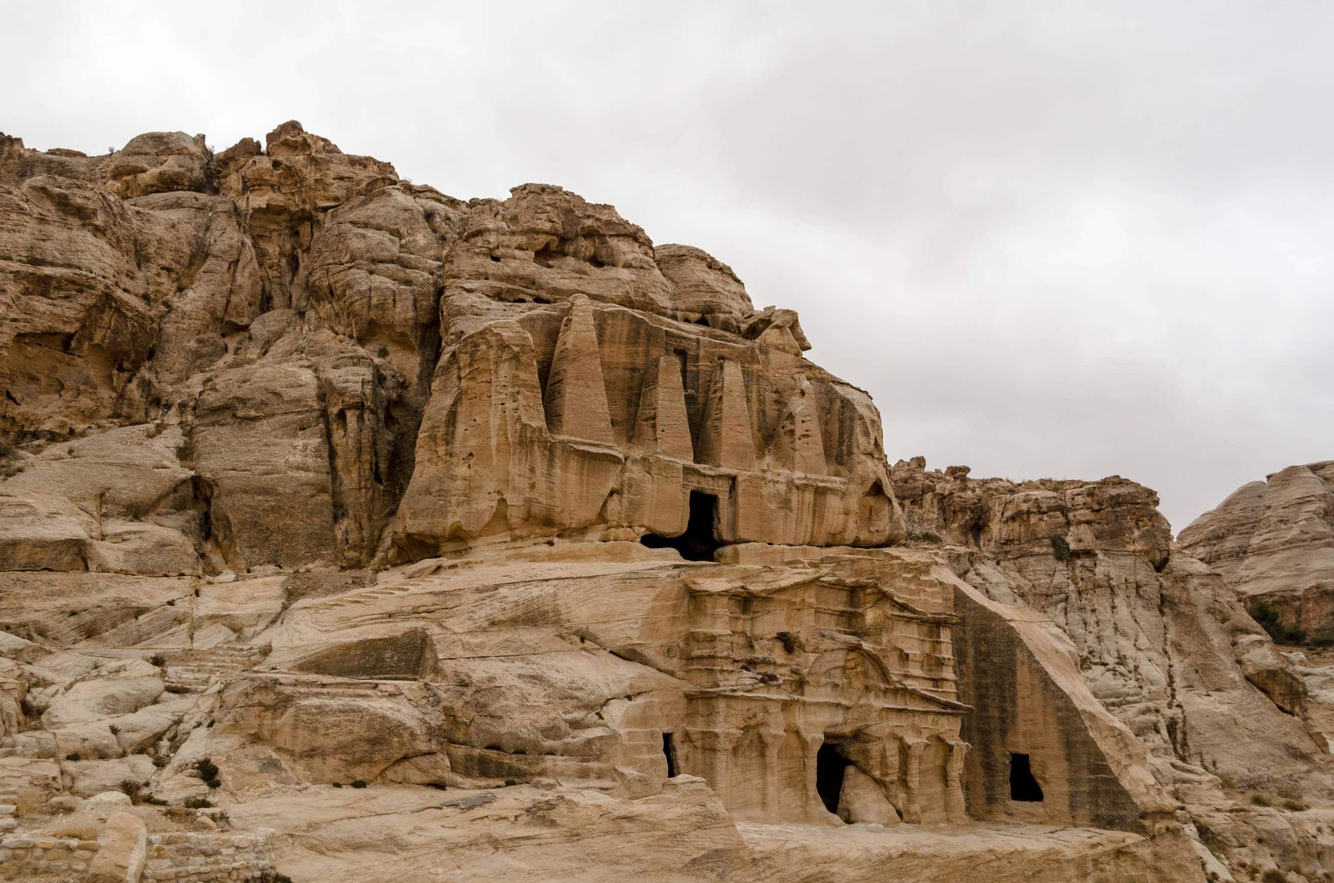 Obeliskengrab Petra