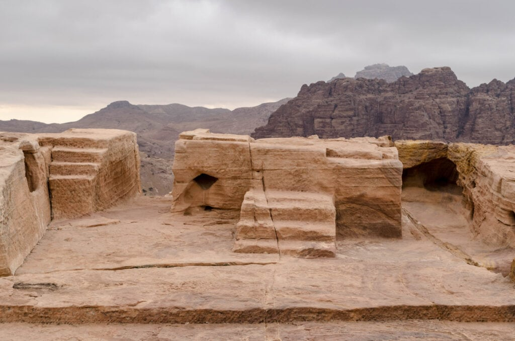 Hoher Opferplatz Petra