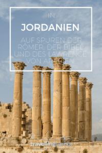 Jordanien Jerash