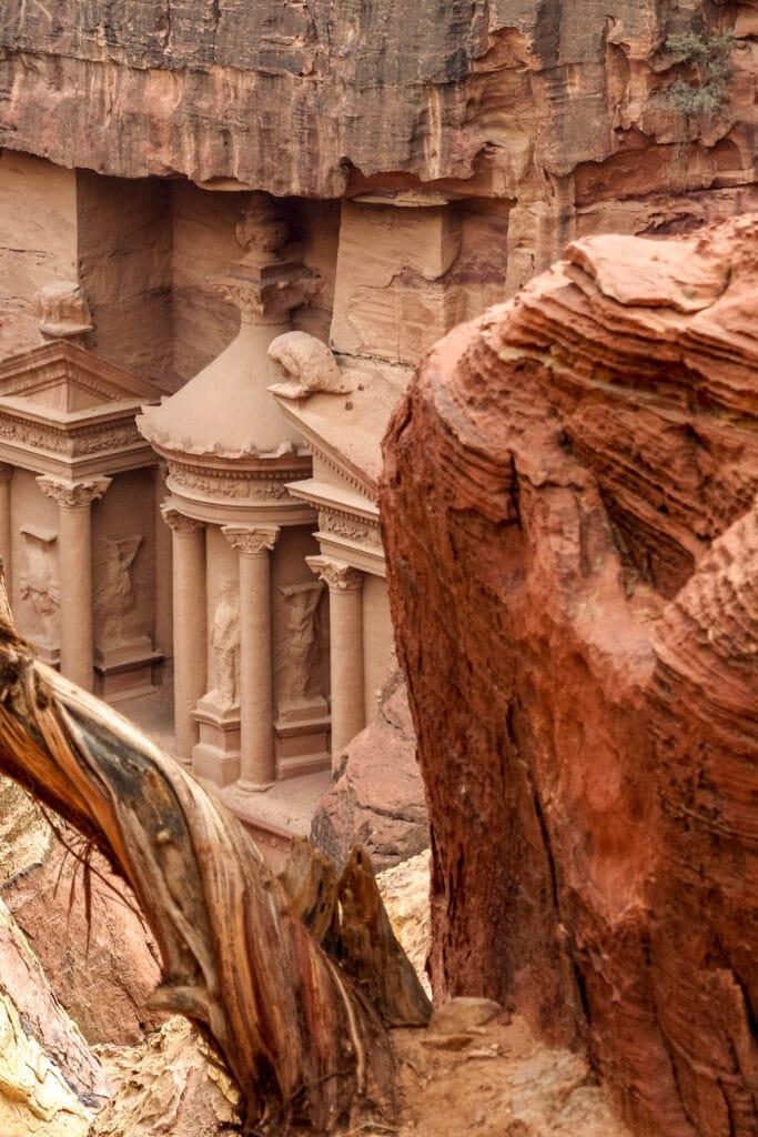 Al-Khubtha Trail Petra