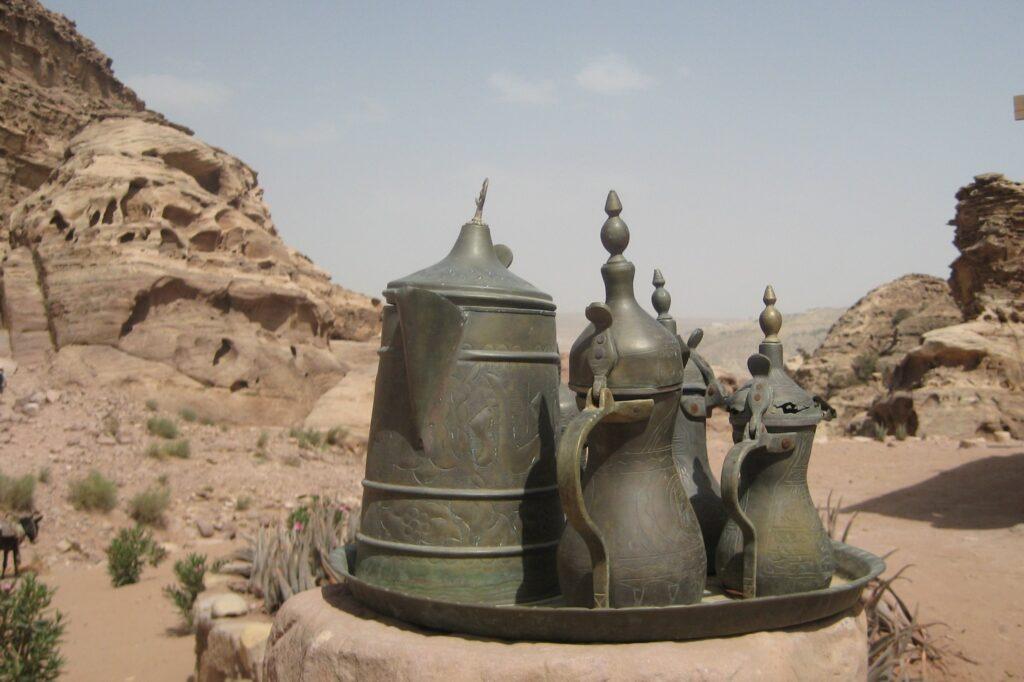 Wanderungen in Petra