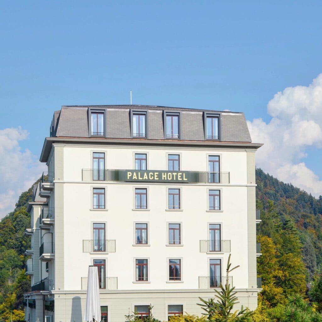 Palace Hotel am Bürgenstock
