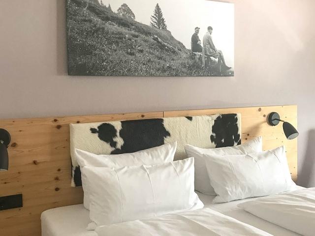 Suite Bergglück im Wellvitalhotel Bergblick in Balderschwang