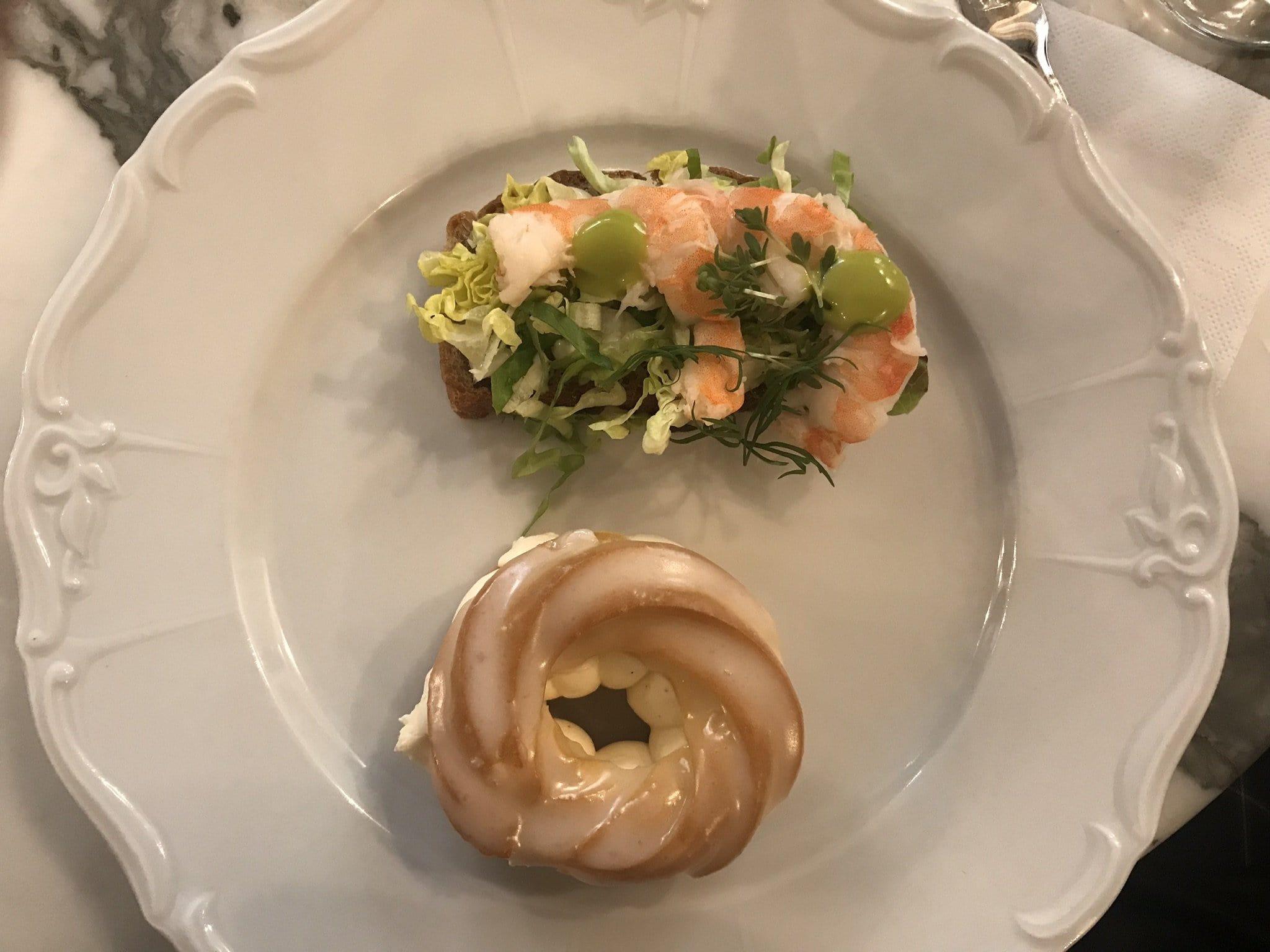 Taste of Prague Chlebicek und Venecek im Café Mysak