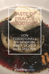 Taste of Prague Foodtour von traditionell bis modern