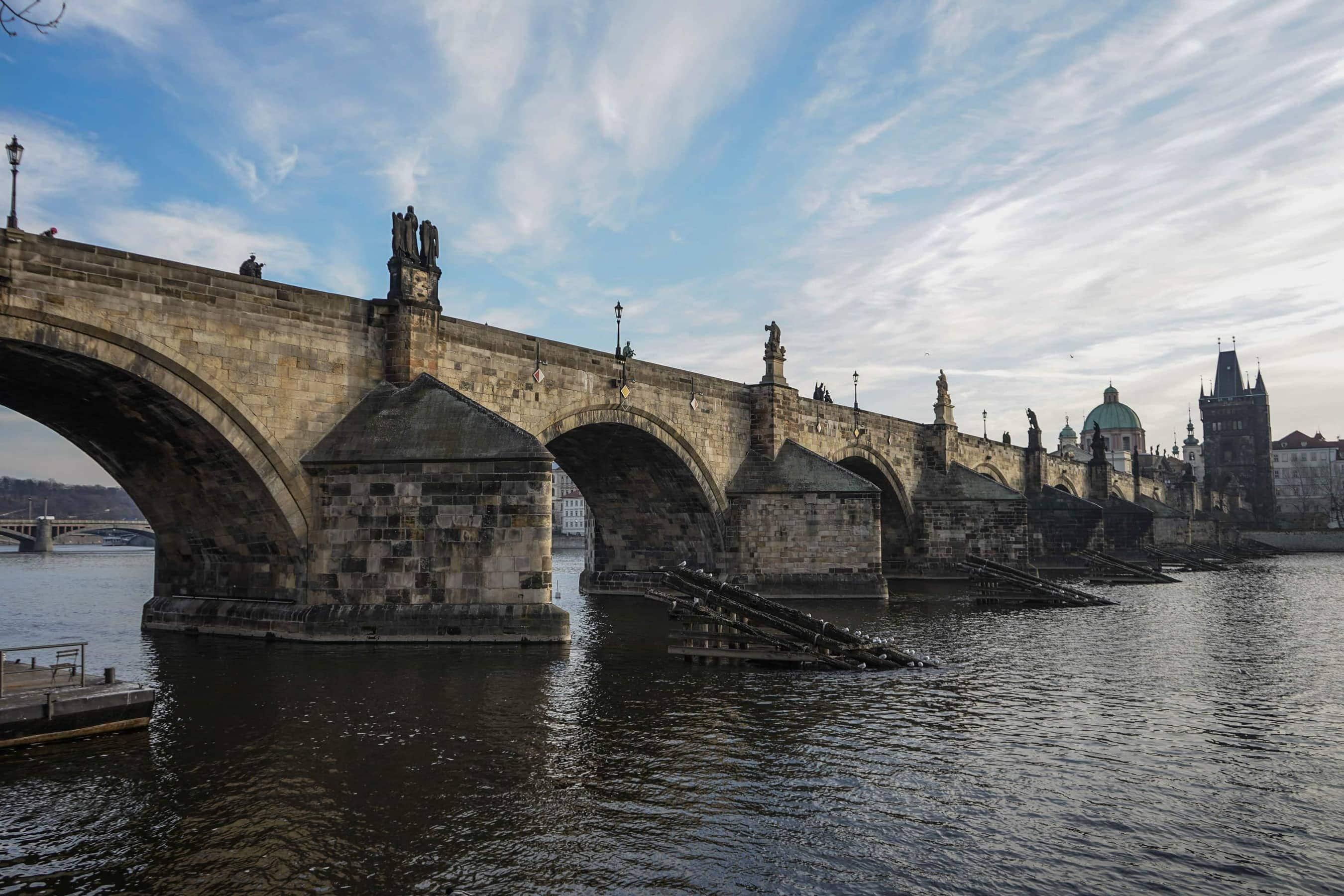 Fotospots in Prag: Karlsbrücke