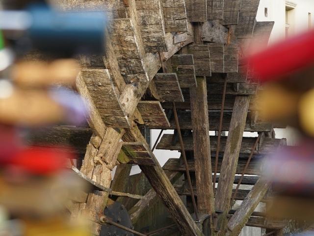 Fotospots Prag: Brücke der Liebenden