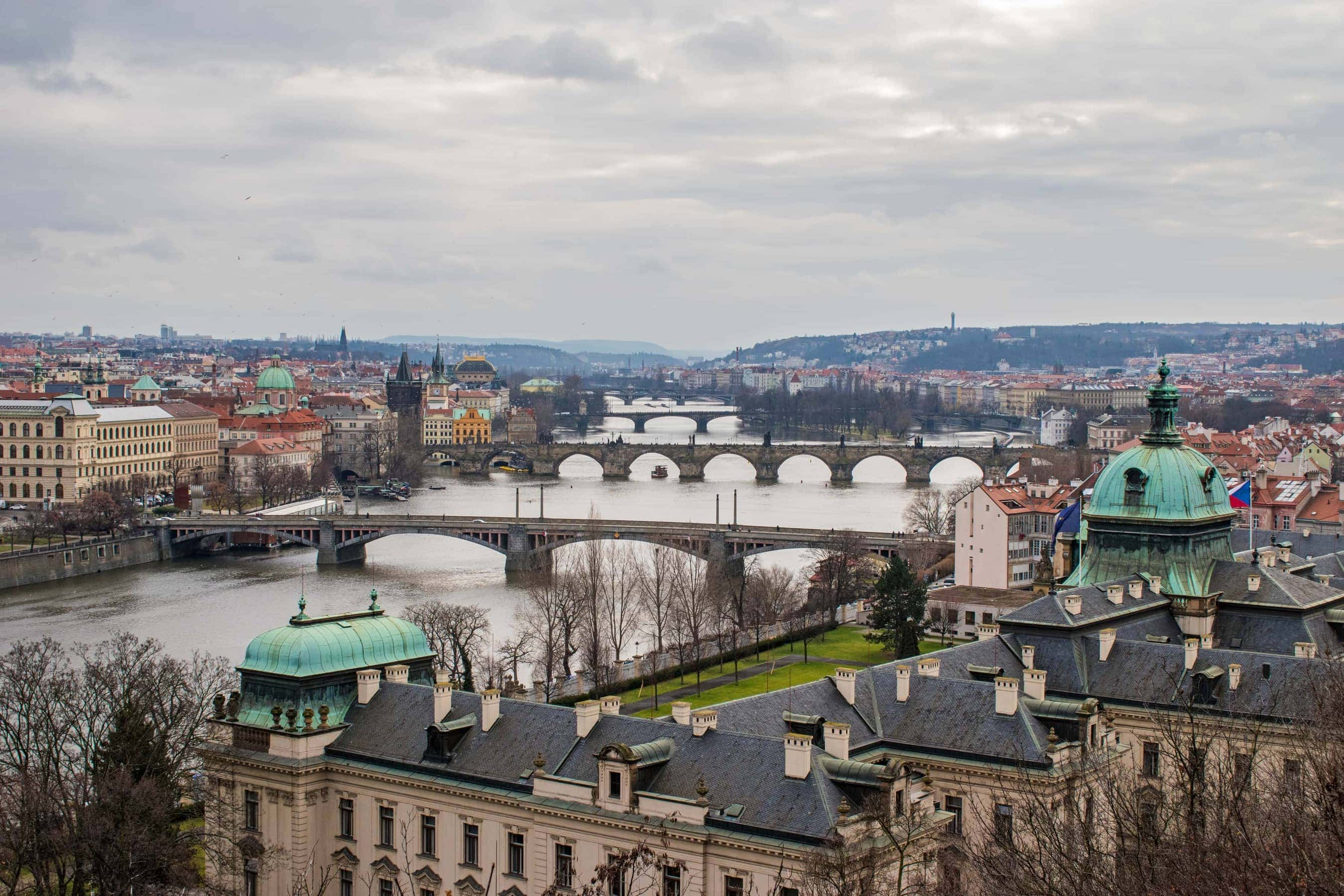 Fotospots in Prag: Letná Park