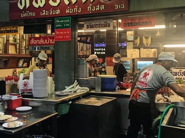 Thipsamai Pad Thai in Bangkok