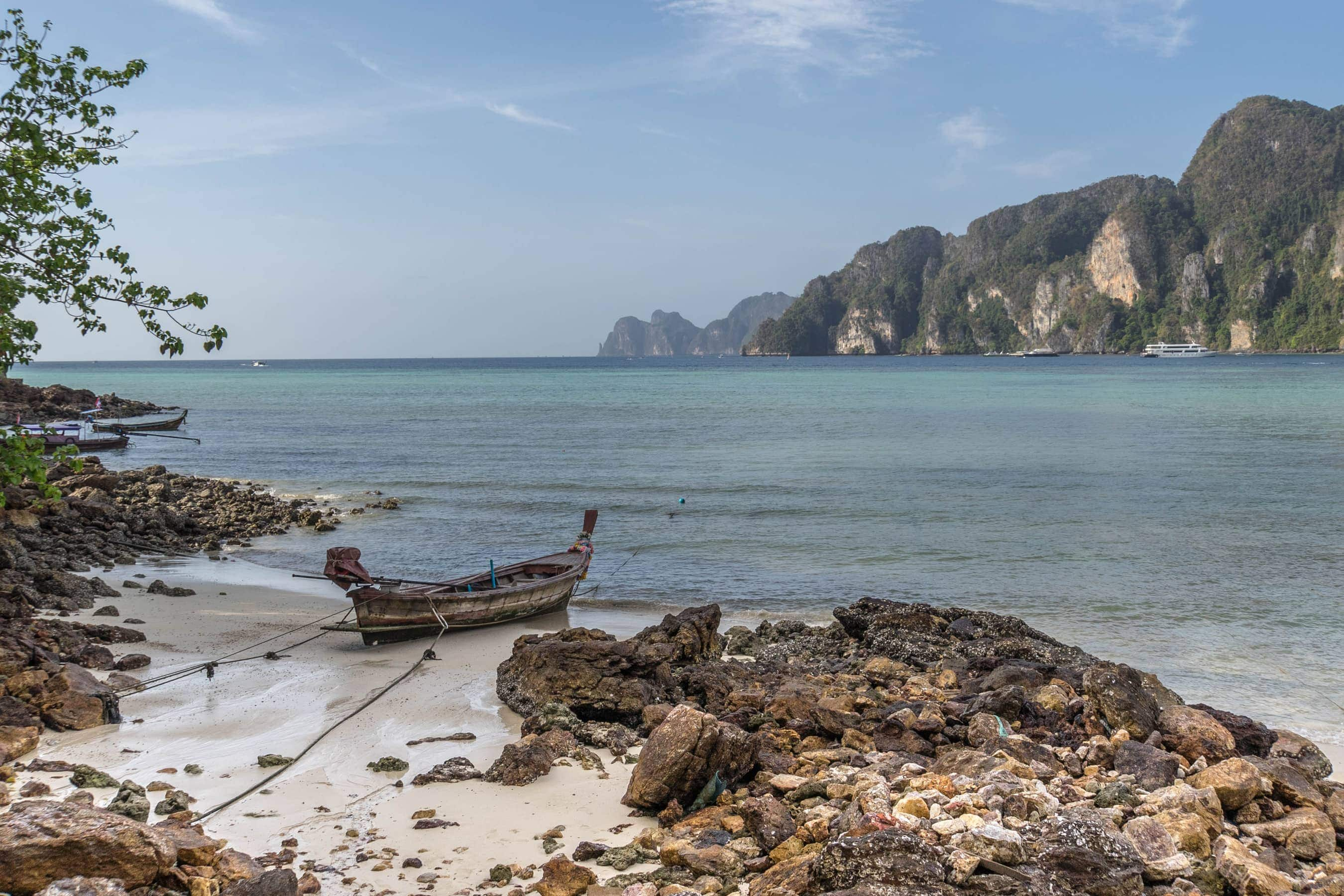 Ko Phi Phi (Segeln in Thailand)