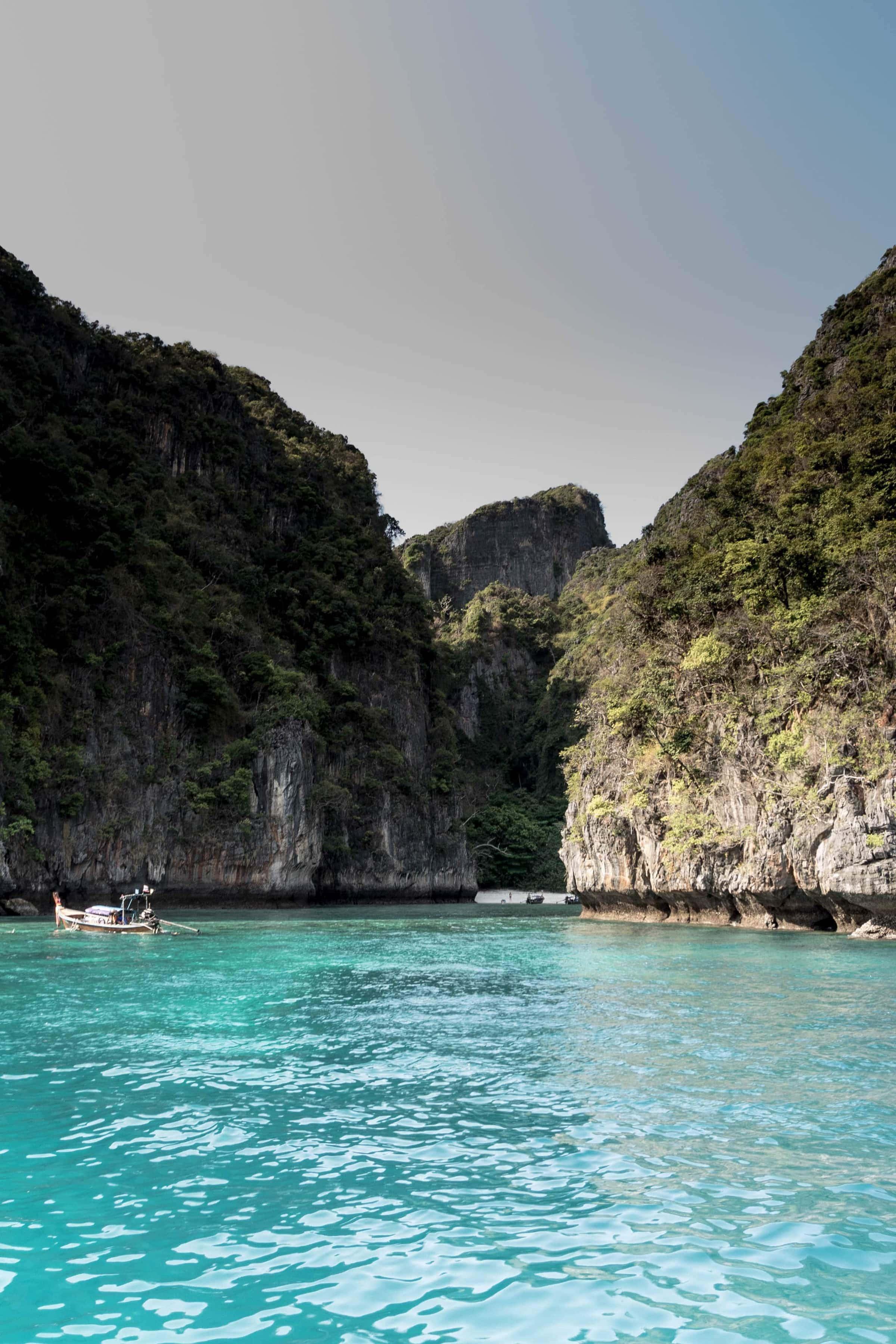 Pileh Lagoon (Segeln in Thailand)