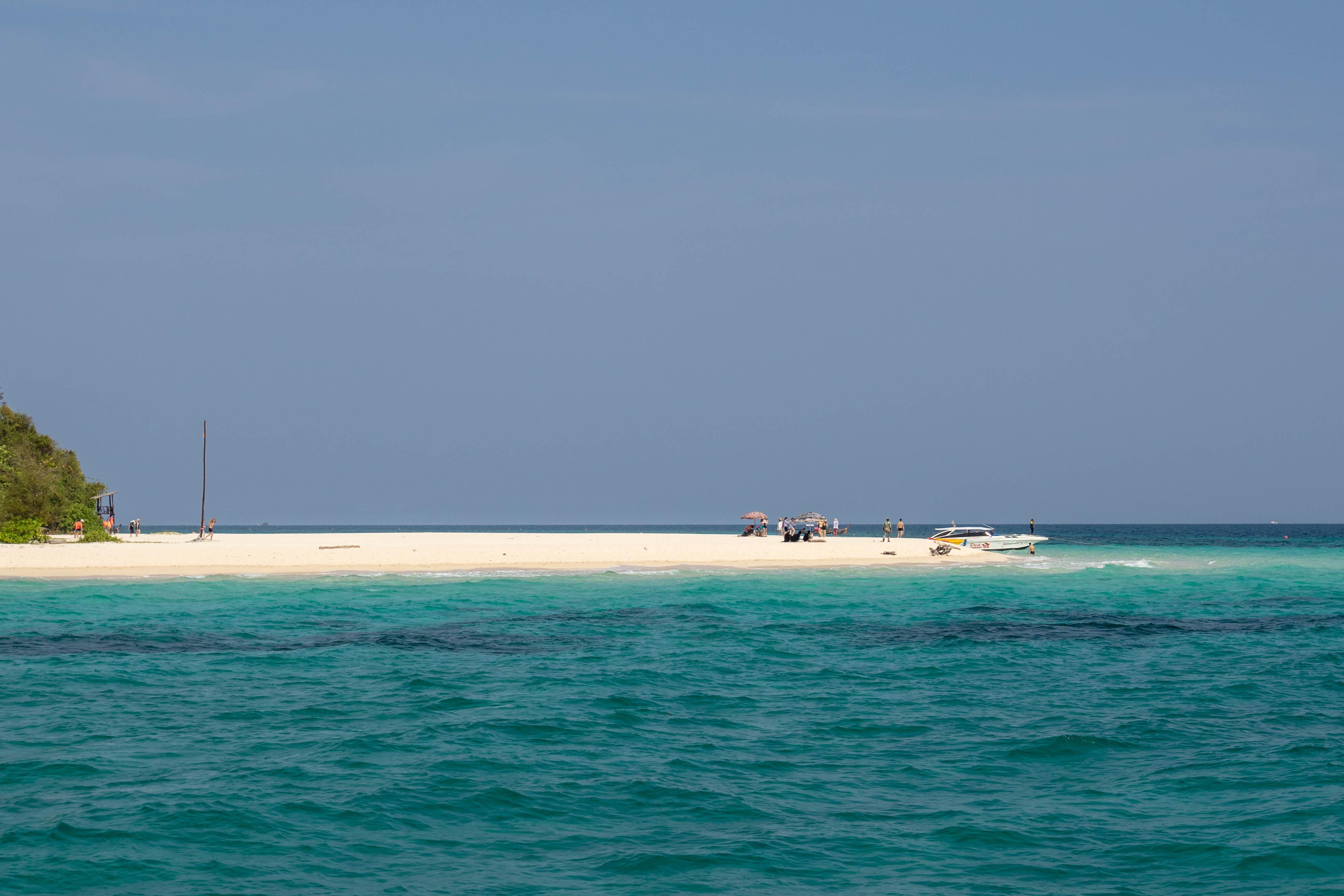 Bamboo Island (Segeln in Thailand)