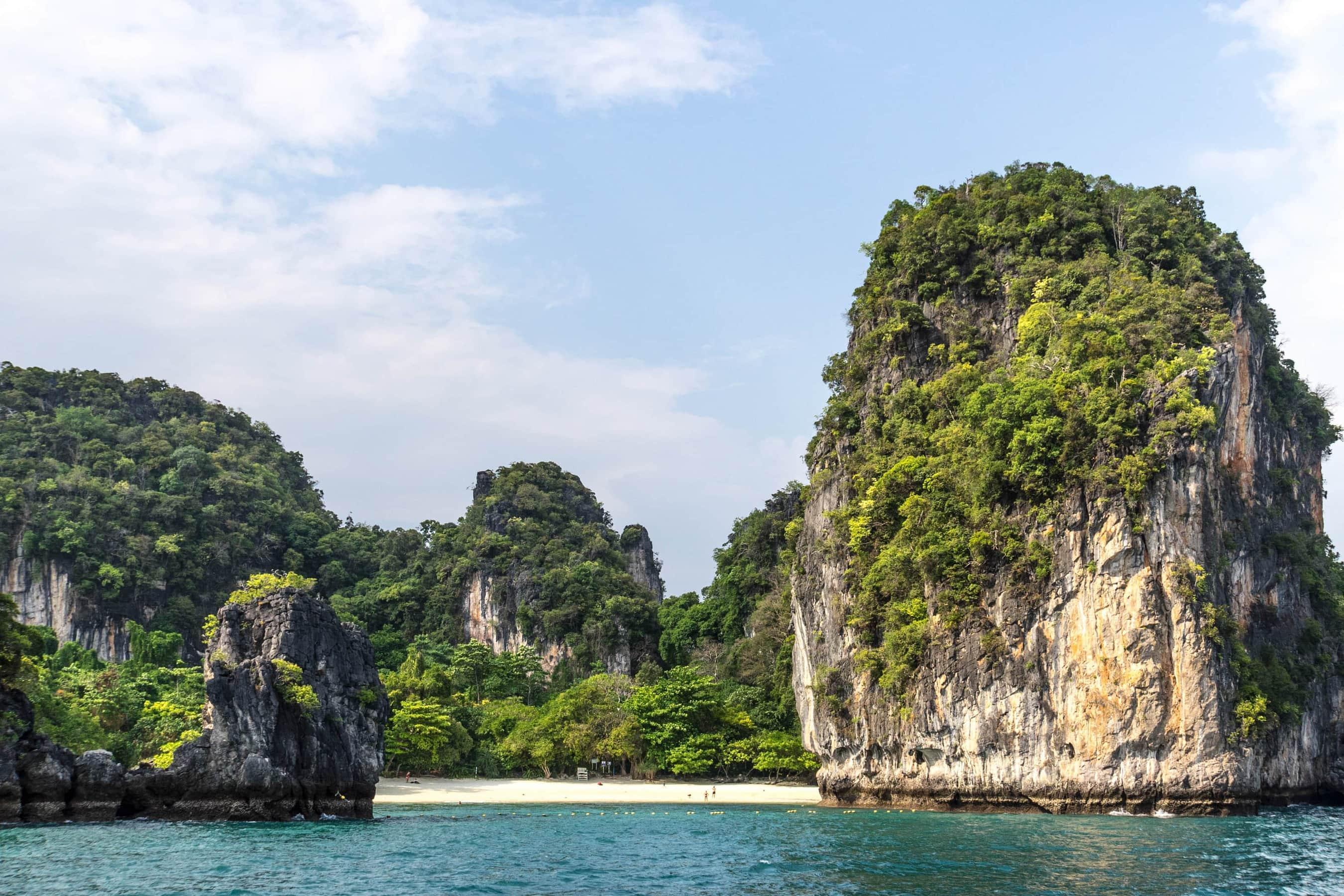 Ko Hong (Segeln in Thailand)