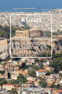 Athen in 24 Stunden