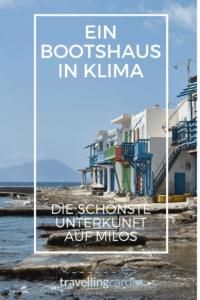 Bootshaus in Klima