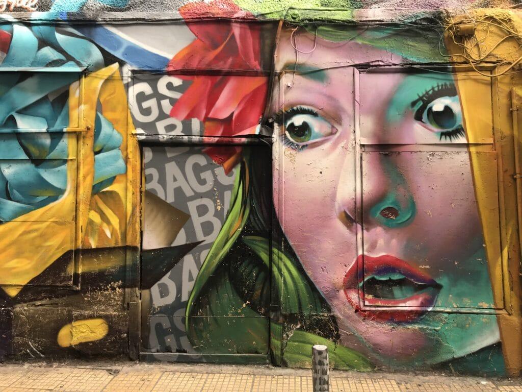 Street Art in Athen