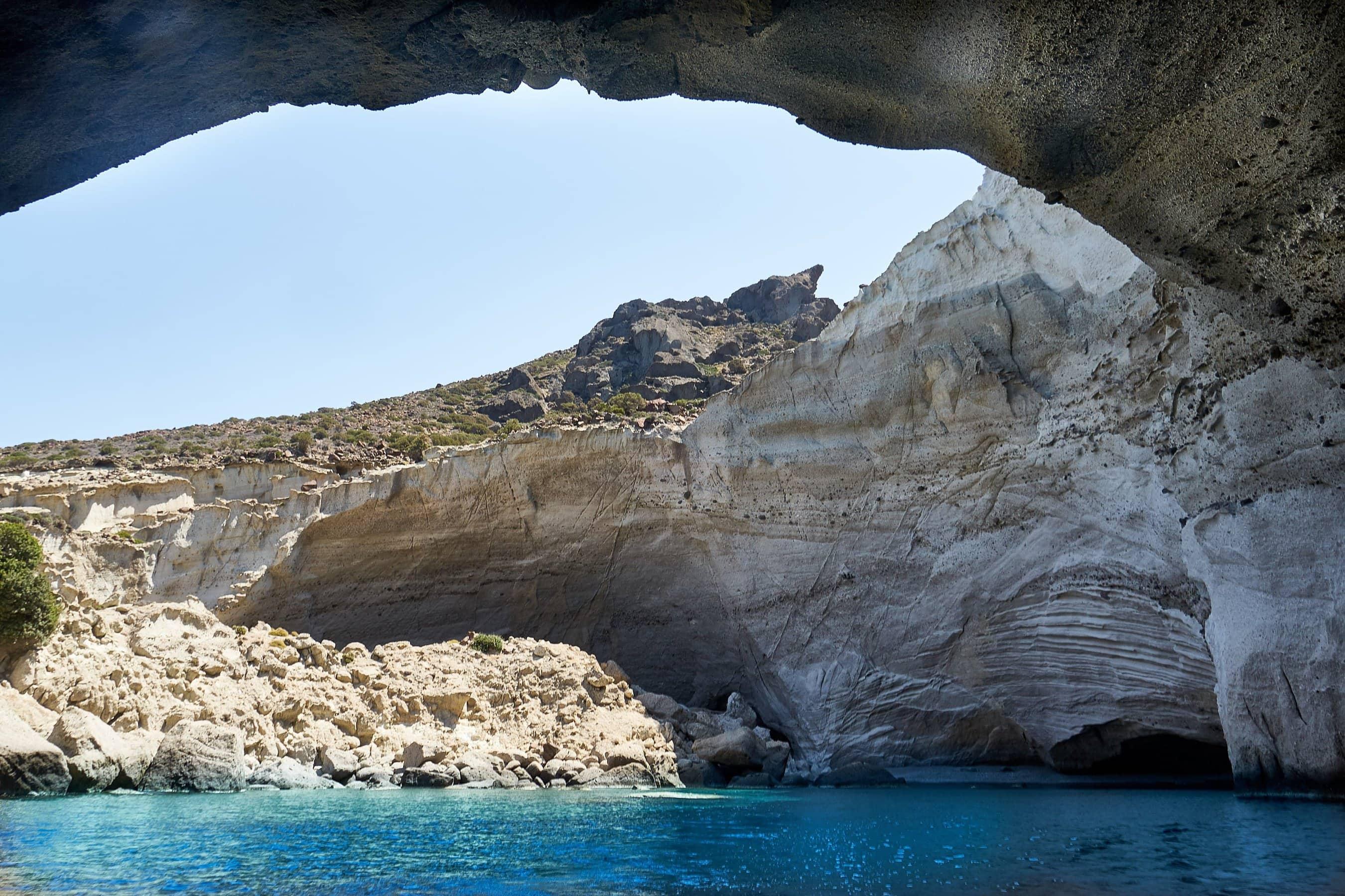 Höhle von Sykia