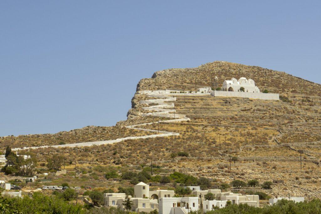 Kirche Panagia auf Folegandros