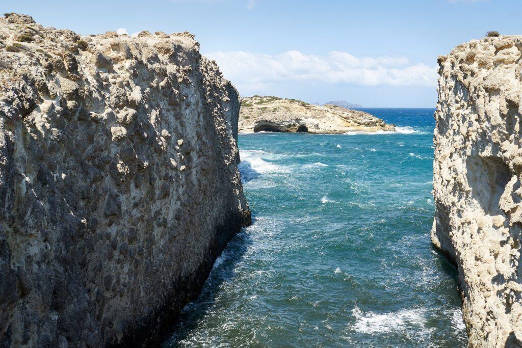 Bucht von Papafragas