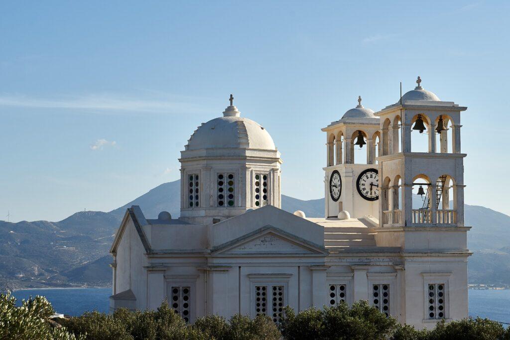 Kirche in Tripidi