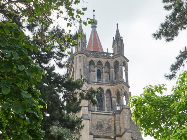 Kathedrale von Lausanne