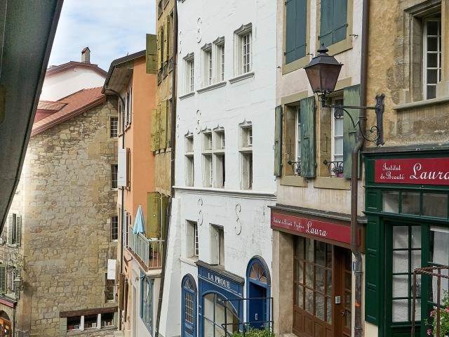 Altstadt von Lausanne